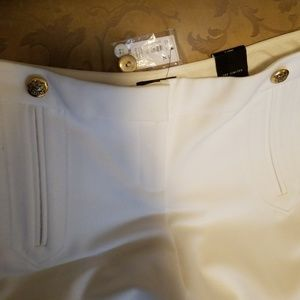 Limited cream trouser pants
